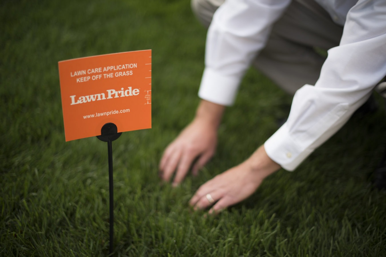 , Locally Owned, Locally Grown, Lawn Pride