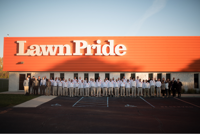 our story, Our Story, Lawn Pride