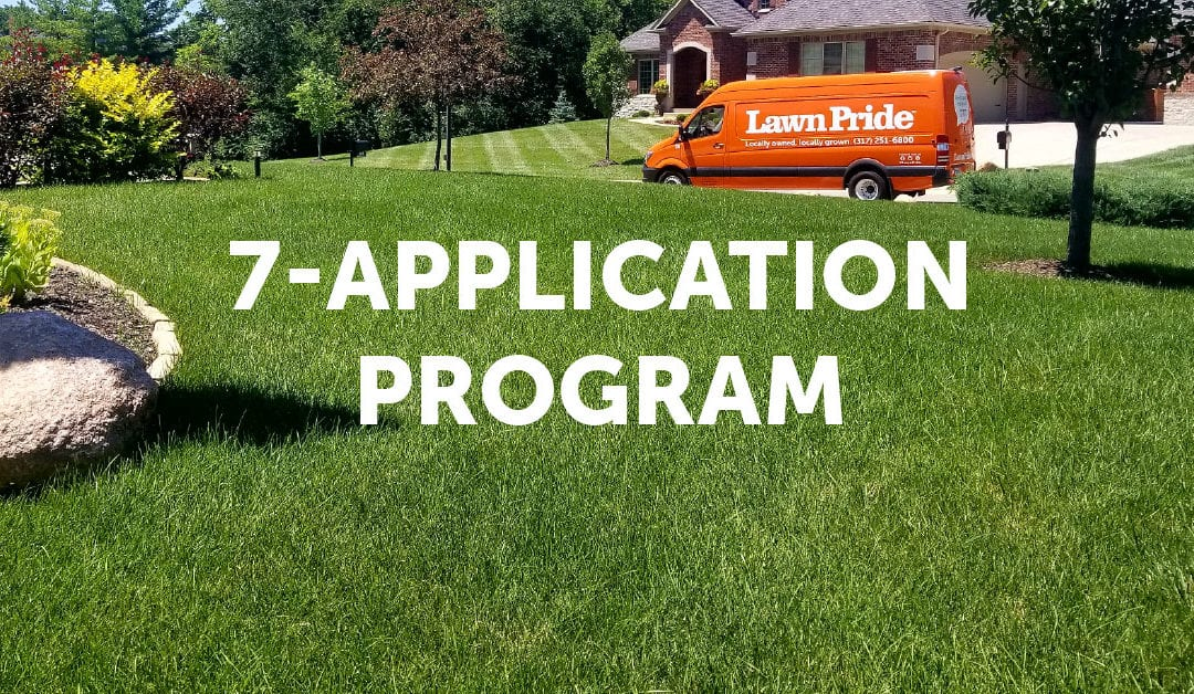 Lawn Pride's 7 Steps to a Healthy Lawn