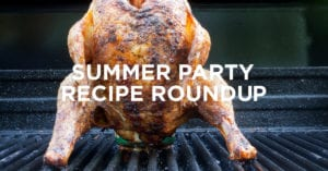Summer Recipes for a Backyard Party