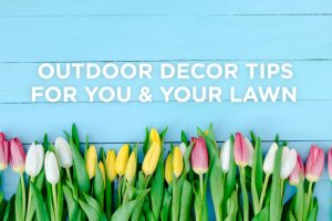 Spring Outdoor Decor Tips for Your Home & Lawn