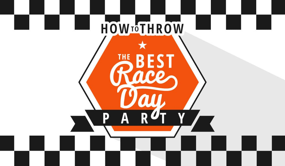 Start Your Engines: 2018 Race-Themed Party Ideas