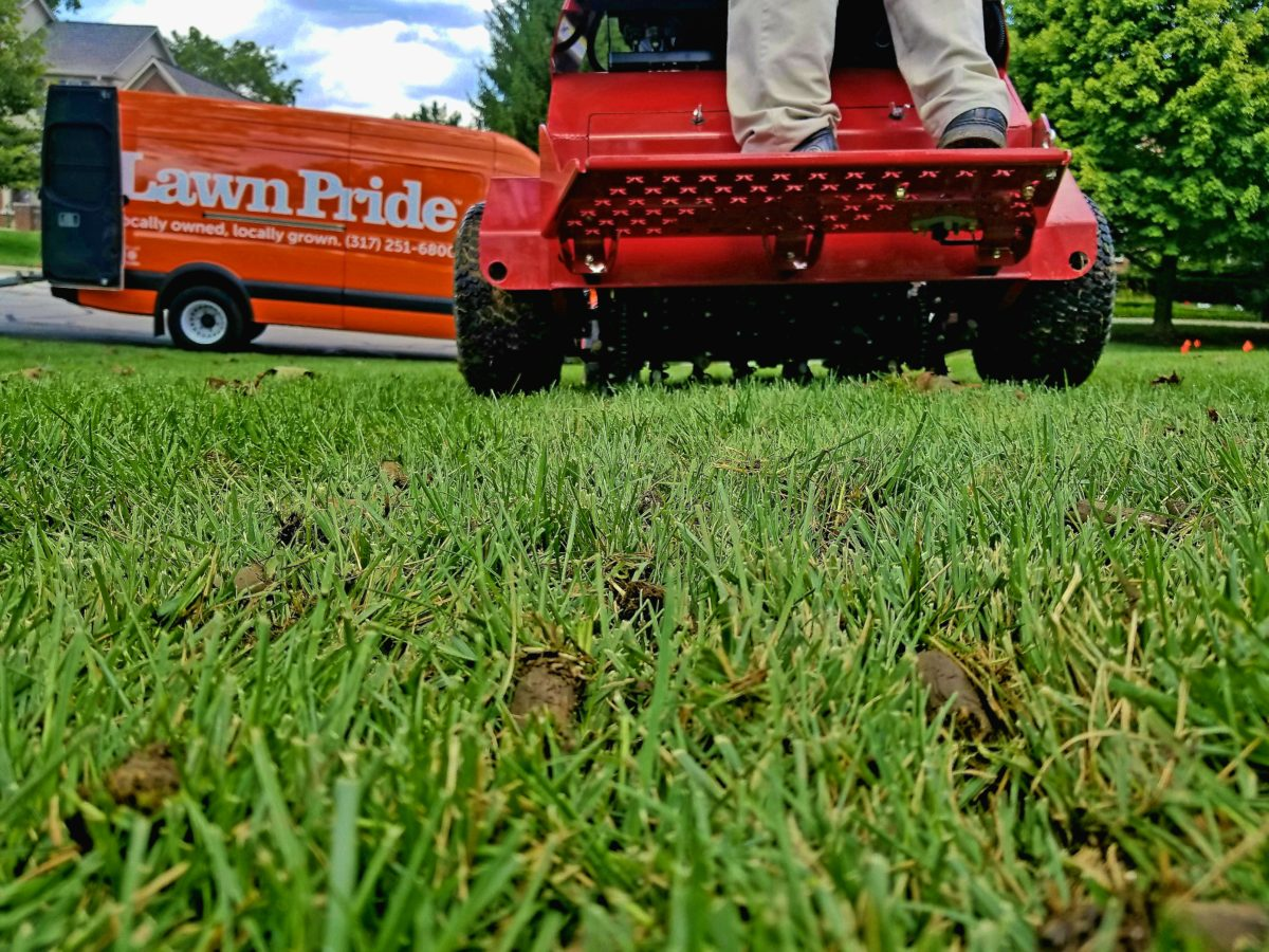 Stay away from DIY aeration!