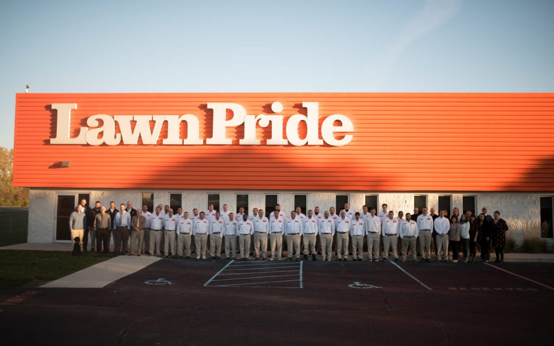 Another Year, Another Reason to Be Thankful: The Lawn Pride Perspective