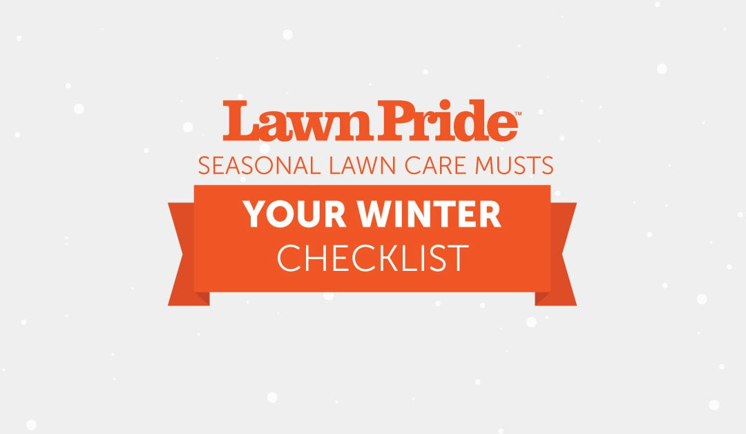 Seasonal Lawn Care Musts: Your Winter Checklist