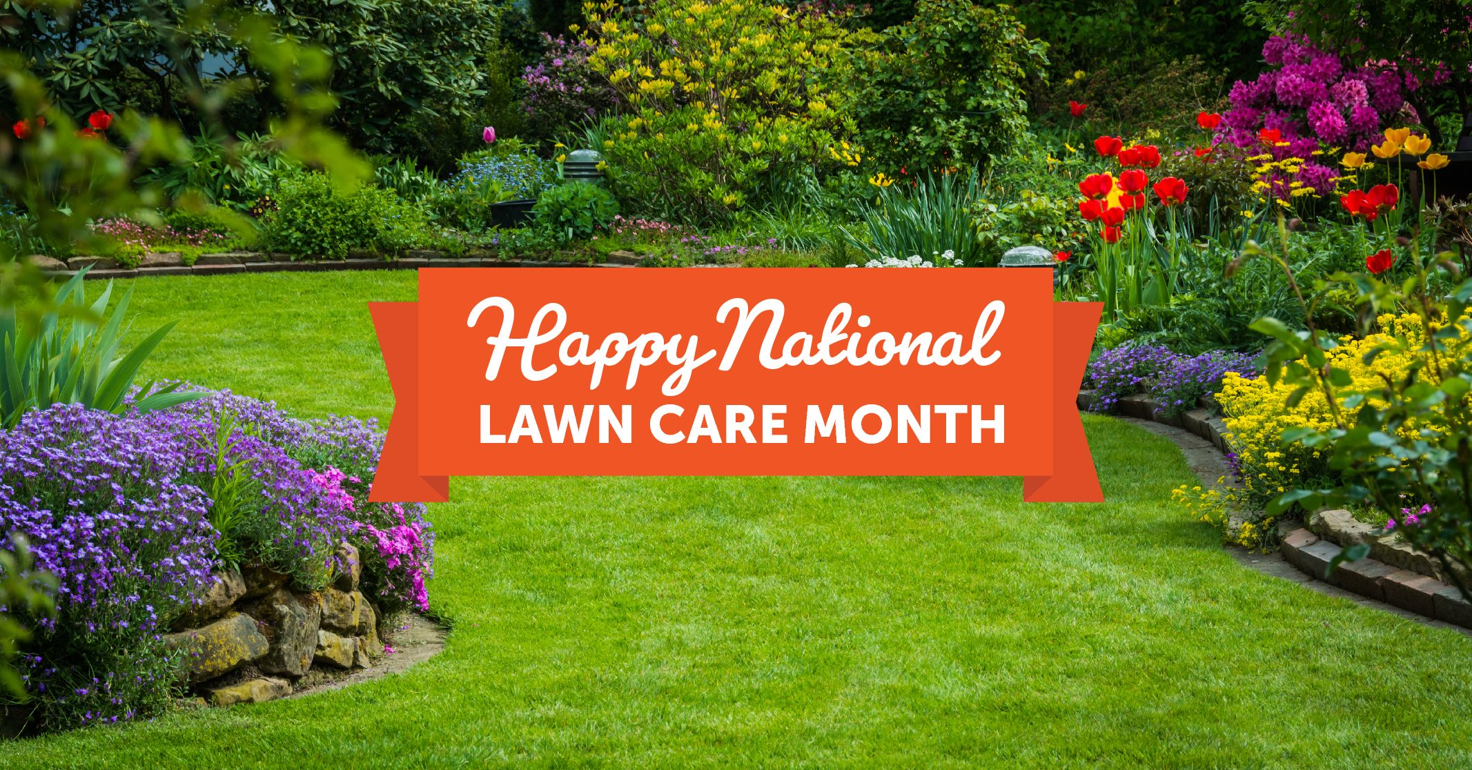 Happy National Lawn Care Month to Central Indiana Homeowners