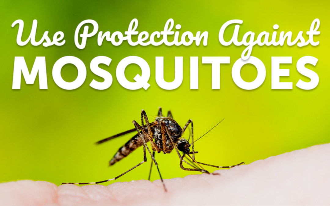 3 Reasons Why You Should Protect Yourself Against Mosquitoes This Year