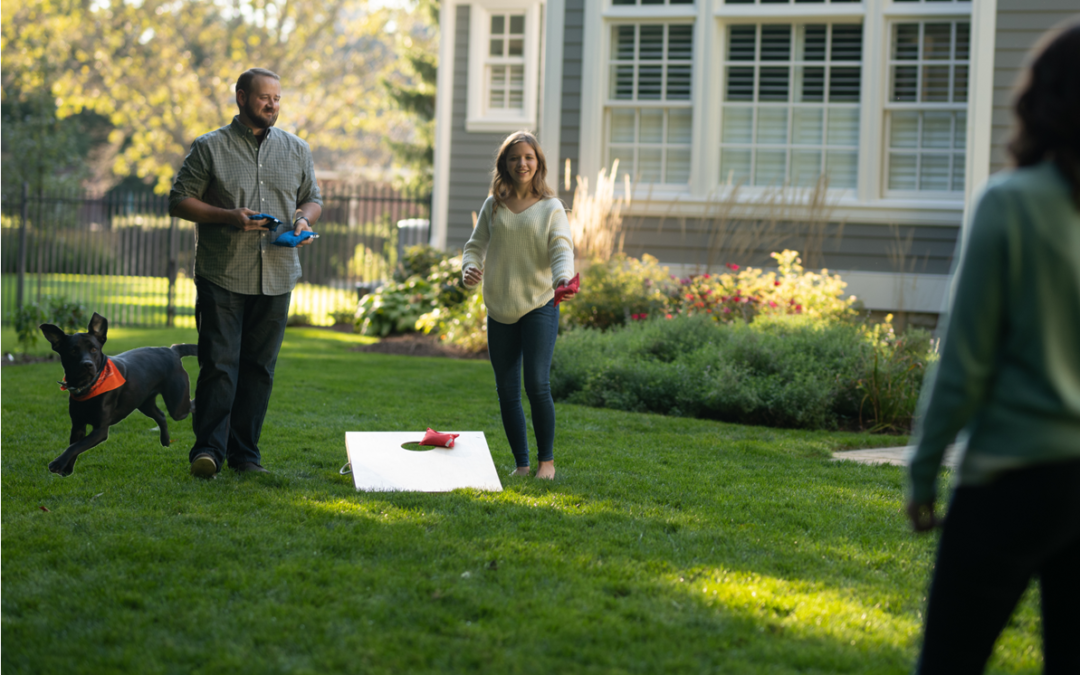 How To Set Up Your Backyard For Outdoor Parties.